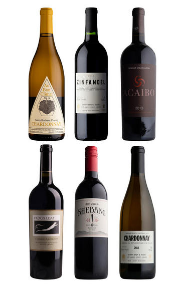 Taste of California, Six-Bottle Mixed Case