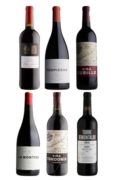 Discover Rioja, Six-Bottle Mixed Case