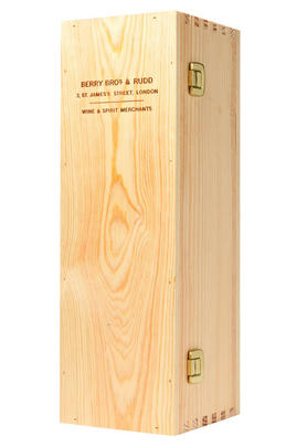 Single Magnum Wooden Gift Box