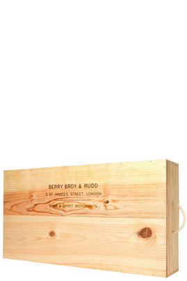 Six-Bottle Wooden Gift Box