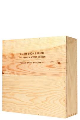 Three-Magnum Wooden Gift Box