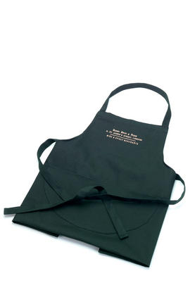 Berrys' Signature Apron, Green