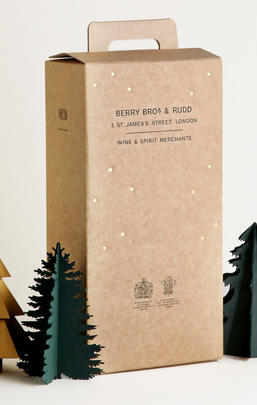 Christmas Edition Two Bottle Gift Box