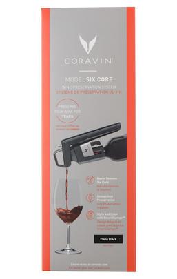 Coravin Model Six, Core Piano Black