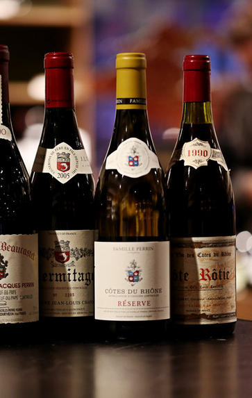 Wines of the Rhône, Wednesday 18th March 2020