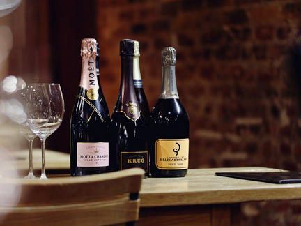 Blind Tasting: Sparkling, Monday 29th June 2020
