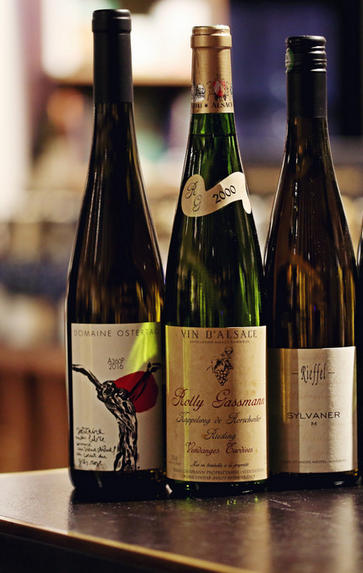 Wines of Alsace, Friday 10th July 2020