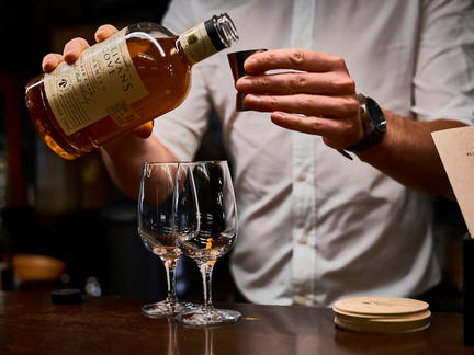 London Shop Lates: Sullivans Cove Distillery, Wednesday 25th March 2020