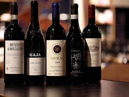 One-day Italian Wine School, Saturday 7th November 2020