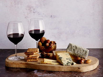 Wine and Cheese with Paxton & Whitfield, Friday 23rd October 2020