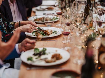 Bordeaux Dinner, Wednesday 11th November 2020