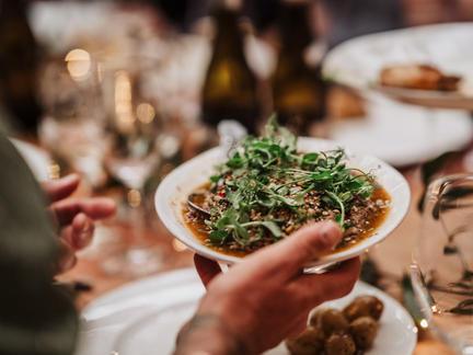 Italy Dinner, Thursday 26th November 2020