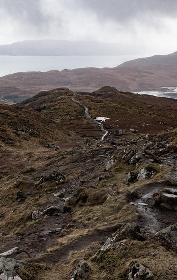 Tour of the Highlands with Doug McIvor, Tuesday 26th January 2021
