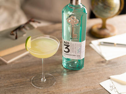 Classic Gin Cocktails with Ross Bryant, Friday 26th March 2021
