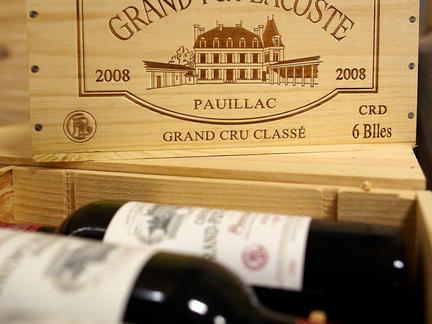 In conversation with Emeline Borie from Château Grand Puy Lacoste, Thursday 18th March 2021