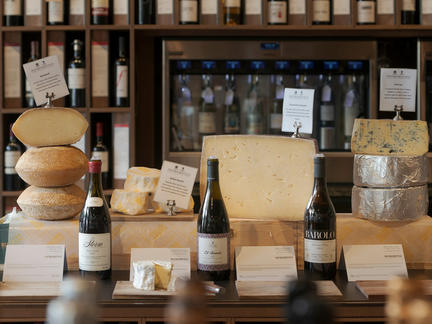 Wine and Cheese with Paxton & Whitfield, Friday 21st May 2021