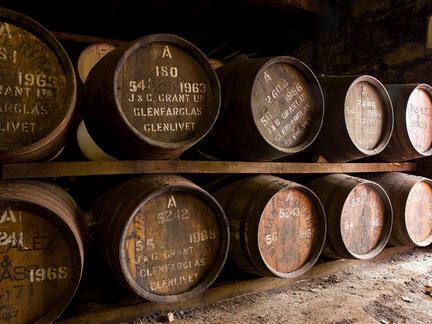 In Conversation with George Grant from Glenfarclas, Thursday 6th May 2021