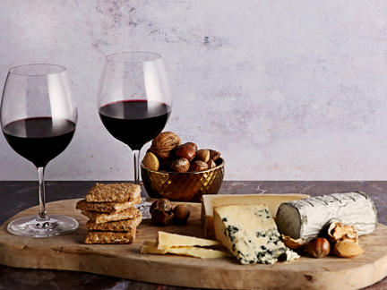 An evening of wine and cheese with Paxton & Whitfield, Friday 23rd July 2021