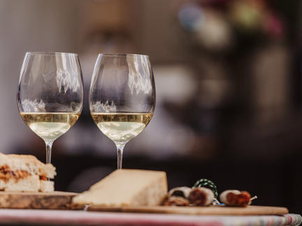 An evening of wine and cheese with La Fromagerie, Friday 2nd July 2021