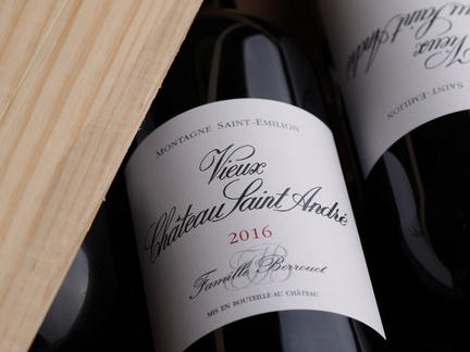 Bordeaux Right Bank Hidden Gems with Jane Anson, Tuesday 12th October 2021