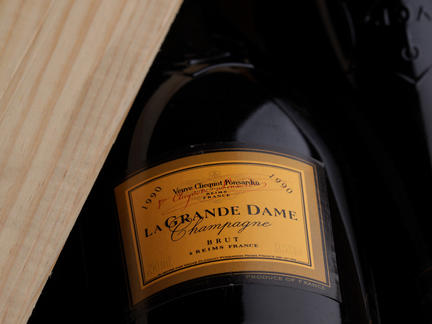 Christmas Vintage Champagne, Wednesday 1st December 2021