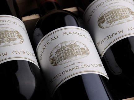 Wines of Margaux, Thursday 9th December 2021