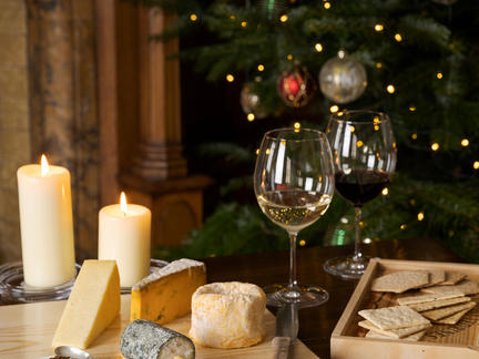 Christmas Claret Lunch, Monday 13th December 2021