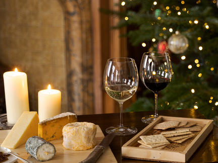 Christmas Claret Lunch, Monday 20th December 2021