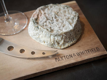 An evening of cheese and wine with Paxton & Whitfield, Monday 22nd November 2021