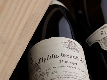 Explore the White Wines of Burgundy, Thursday 10th February 2022