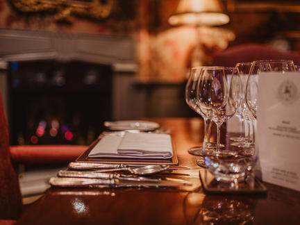 Vosne-Romanée and Gevrey-Chambertin Dinner, Friday 22nd October 2021