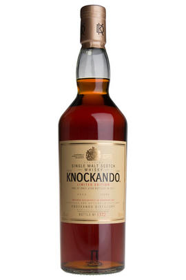 Knockando, 12-year-old, Speyside, Single Malt Scotch Whisky (43%)